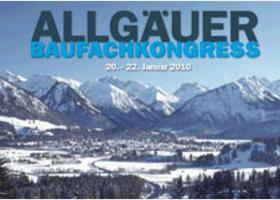 Baufachtage in Oberstdorf 2010